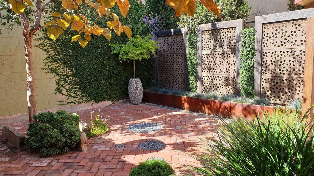Adelaide courtyard